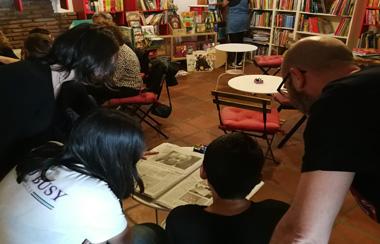 Más información sobre el taller de Familias | VitoContreras.es