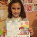 Ganador del 3er concurso de prensa escolar